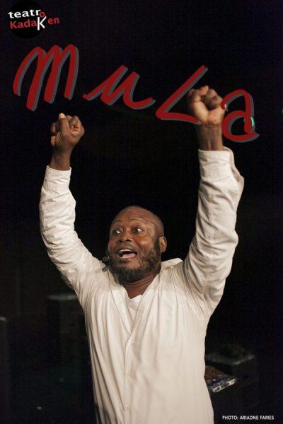 Persbericht Teatro KadaKen première MULA 27 januari in La Tentashon