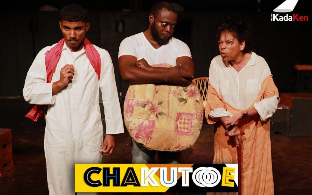 Teatro KadaKen's Chakutoe in première op de Internationale Dag van het Theater
