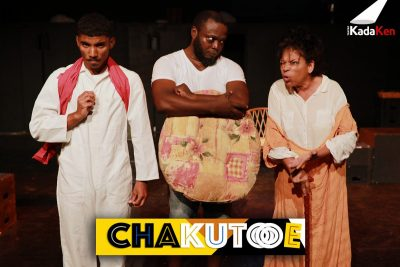 Teatro KadaKen's Chakutoe in première op de Internationale Dag van het Theater