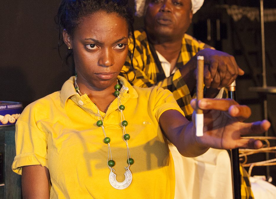 Nieuw theaterstuk Tisha gaat 25 februari 2012 in première