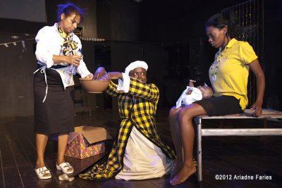 Laatste kans om theaterstuk Tisha te zien